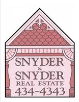 Snyder & Snyder Real Estate, Inc