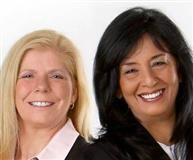 Cynthia Pellegrin and Shirin Nail