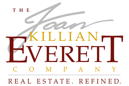 The Joan Killian Everett Company Logo
