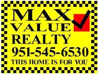Max Value Realty