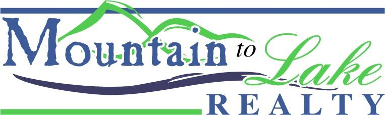 Mountain to Lake Realty Logo