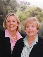 Kathy Hoff and Kristen Currier