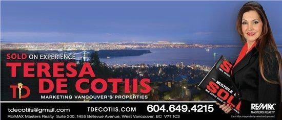 Teresa De Cotiis Personal Real Estate Corporation