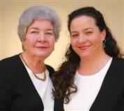 Dottie Webber and Elizabeth Akre