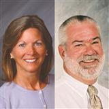 Andy Cochran and Betsy Gregory