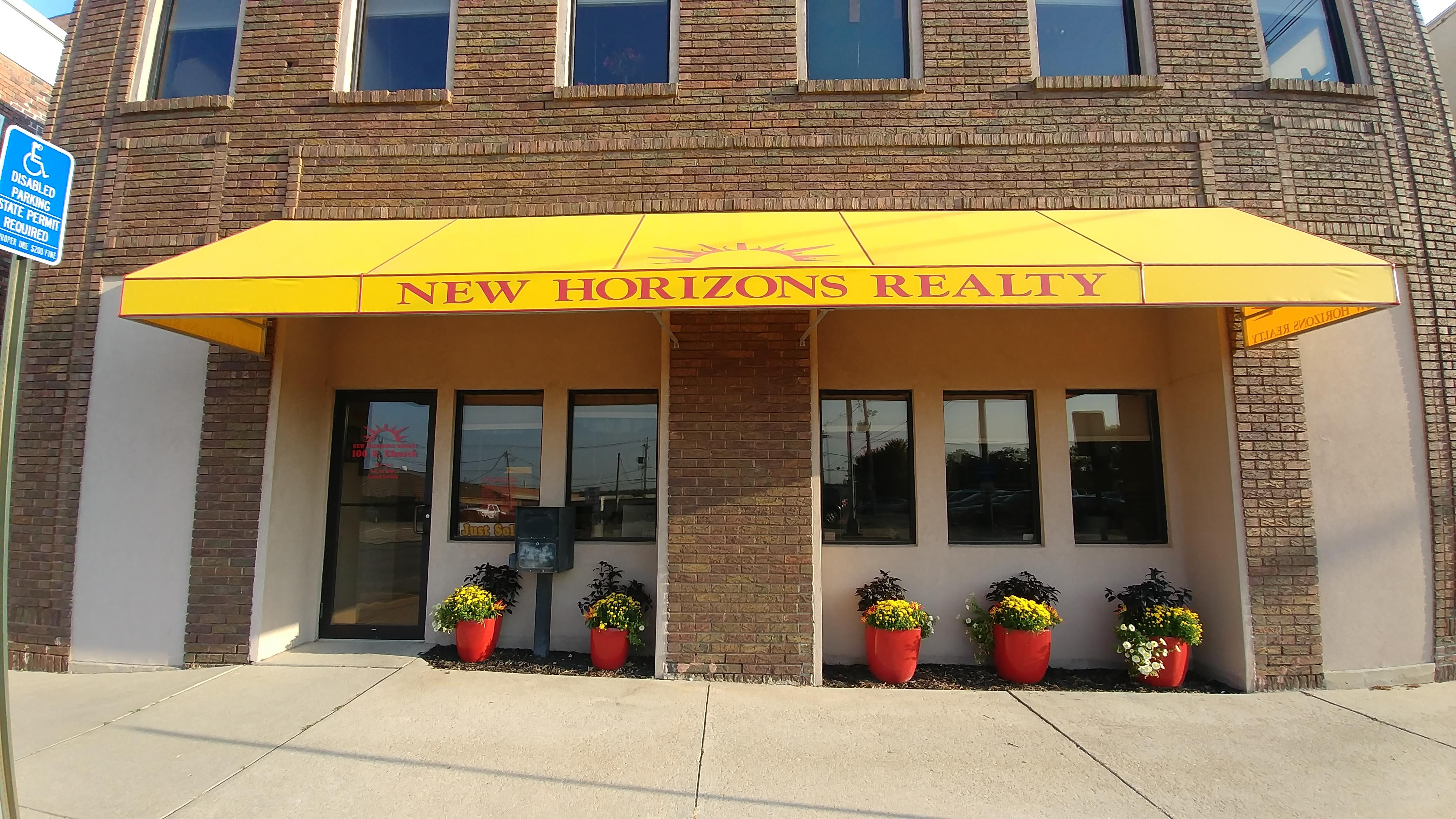 New Horizons Realty