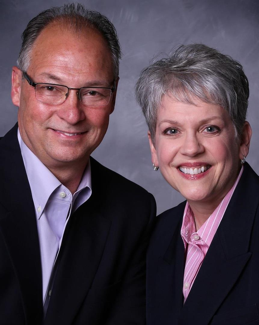 Larry and Laura Swinden