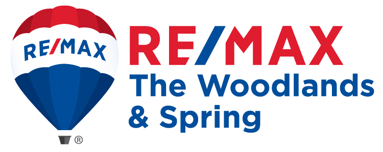 RE/MAX The Woodlands & Spring Logo