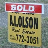 A. L. Olson Real Estate