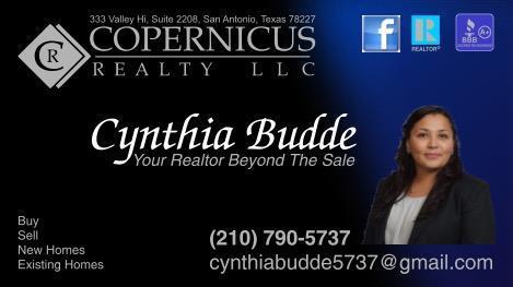 Cynthia Budde