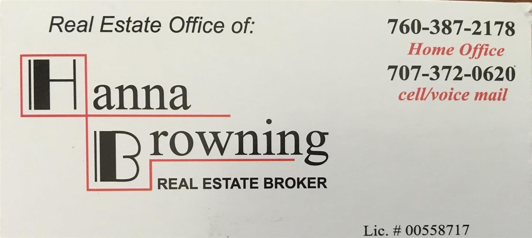 Hanna Browning