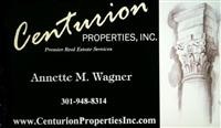 Centurion Properties, Inc