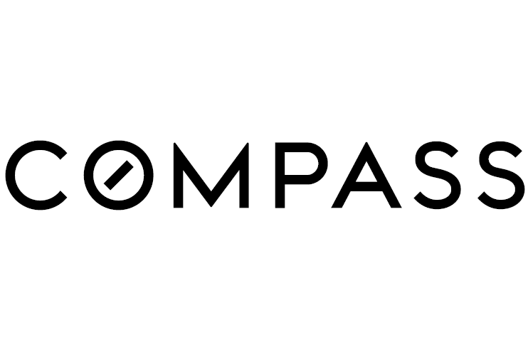 S&B Real Estate Group: Compass Real Estate Logo