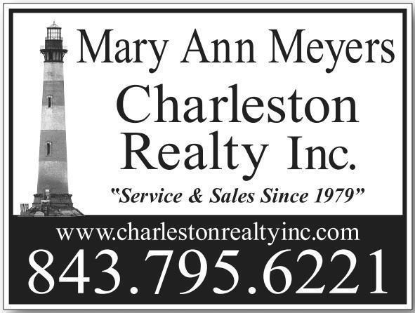 Mary Ann Meyers Charleston Realty Inc.